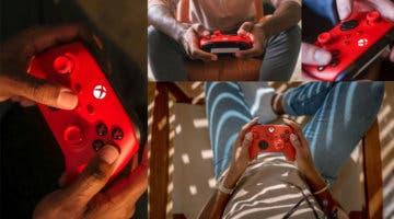 Imagen de Xbox Series X anuncia y fecha su nuevo mando: Pulse Red