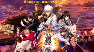 Imagen de Gintama The Final destrona a Kimetsu no Yaiba en la taquilla japonesa 12 semanas después