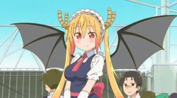 Imagen de Miss Kobayashi's Dragon Maid ya tiene mes de estreno para su temporada 2