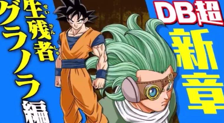 Imagen de Descubre a los nuevos personajes de Dragon Ball Super con el tráiler del manga 68