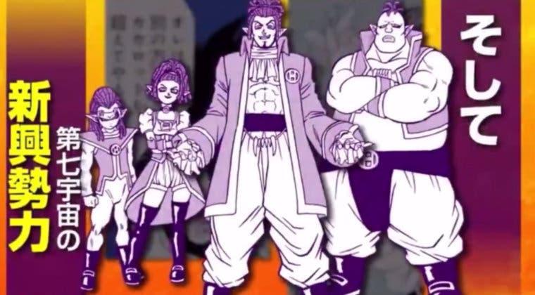Imagen de Dragon Ball Super: Este sería el origen del nombre de los nuevos personajes