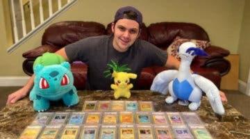 Imagen de Un estudiante se paga la universidad vendiendo cartas de Pokémon