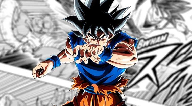 Imagen de Así es la increíble nueva técnica de Goku en el manga 68 de Dragon Ball Super