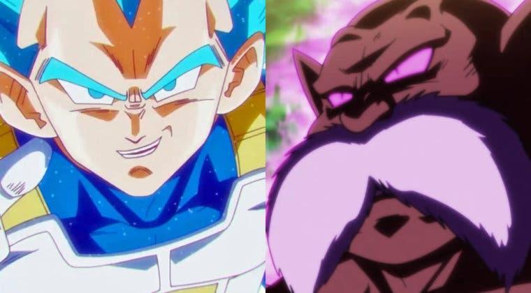 Imagen de Dragon Ball Super: Así será la nueva transformación de Vegeta para superar el Ultra Instinto