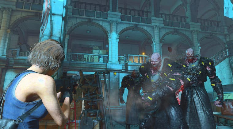 Imagen de Una filtración indica que Resident Evil Re:Verse estará disponible este mismo verano
