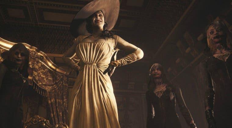 Imagen de Resident Evil 8 Village: Calculan la imponente altura de Lady Dimitrescu