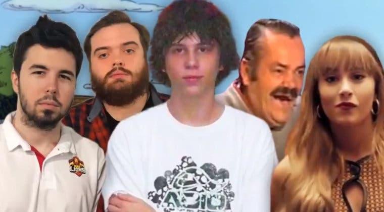 Imagen de ElRubius, Ibai, Willyrex y más; así es 'La Banda del Patio' versión España