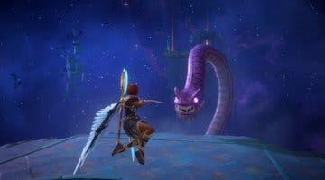 """Imagen de Immortals Fenyx Rising se actualiza con """"una pequeña demo gratuita"""" de su primer DLC"""
