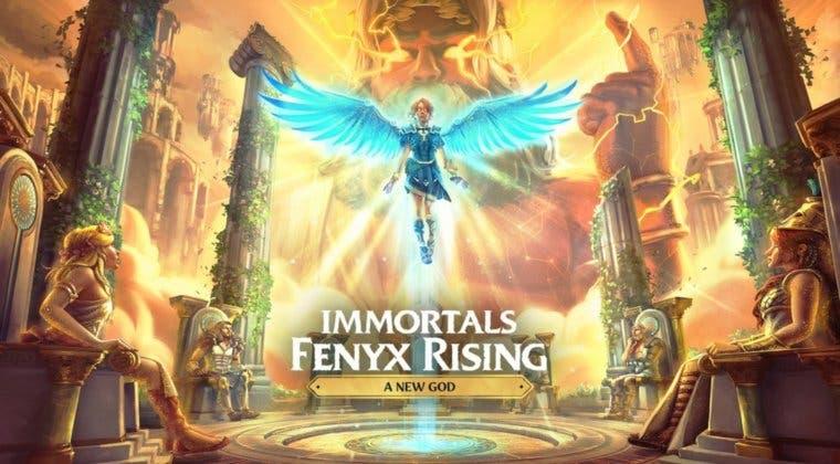Imagen de A New God, el primer DLC de Immortals Fenyx Rising, ya tendría fecha de lanzamiento