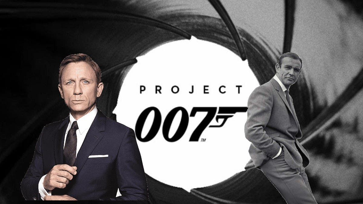 james bond game (project 007)
