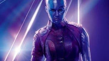 Imagen de Thor Love and Thunder: Karen Gillan (Nebula) estará en la película