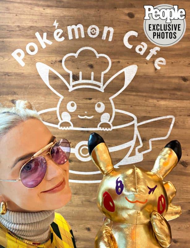 Katy Perry Pokemon 2