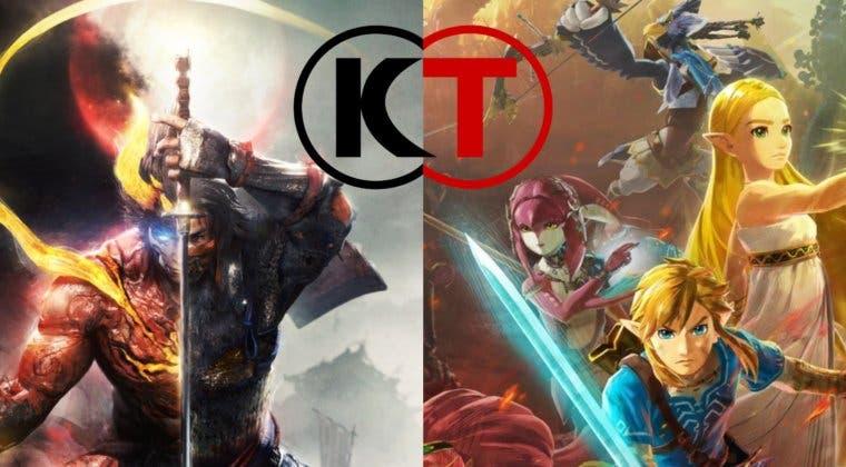 Imagen de Nioh 2 y Hyrule Warriors: La era del cataclismo impulsan cifras de récord para Koei Tecmo