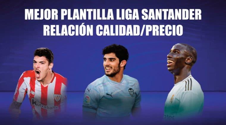 Imagen de FIFA 21: la mejor plantilla de la Liga Santander relación calidad/precio