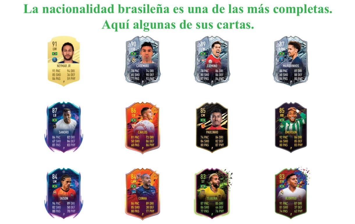 FIFA 21 Ultimate Team Kaká Prime Icono links verdes