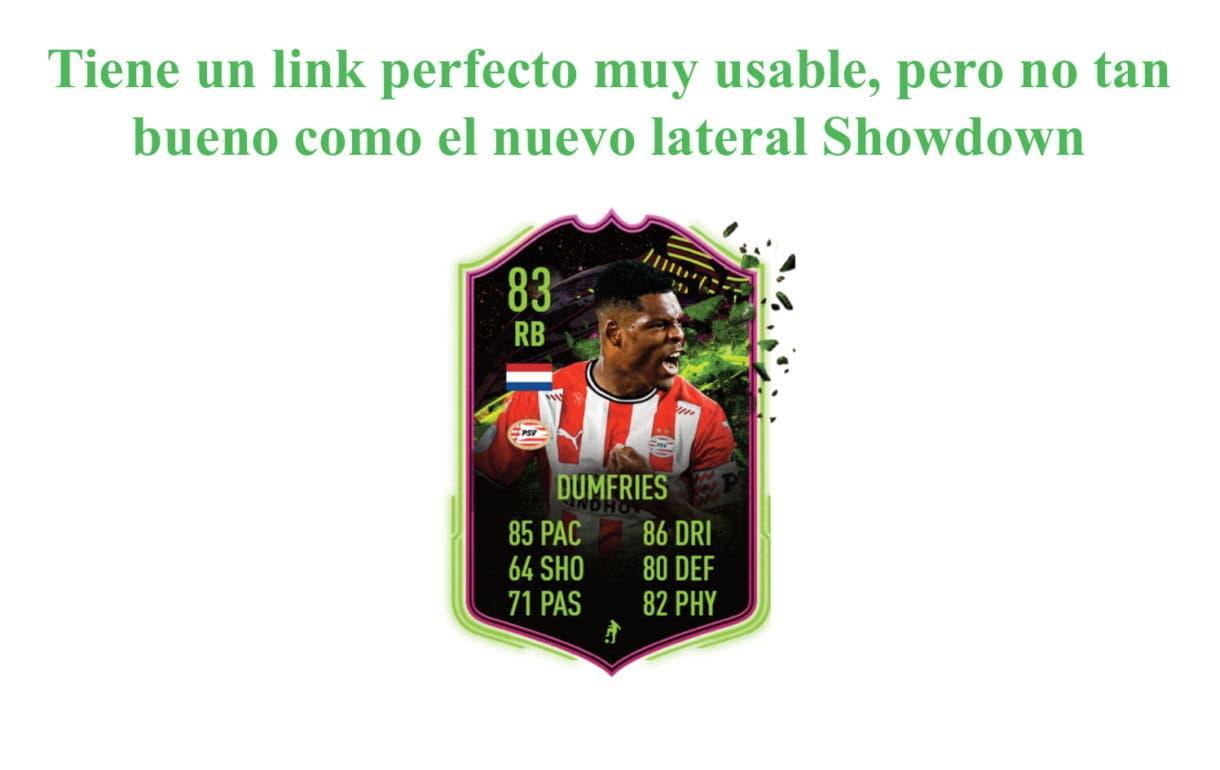 FIFA 21 Ultimate Team Malen Showdown link perfecto