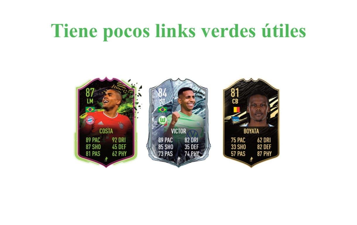 FIFA 21 Ultimate Team Matheus Cunha Headliners links verdes