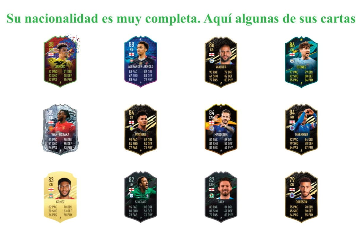 FIFA 21 Ultimate Team links verdes Michael Owen Prime SBC Icono