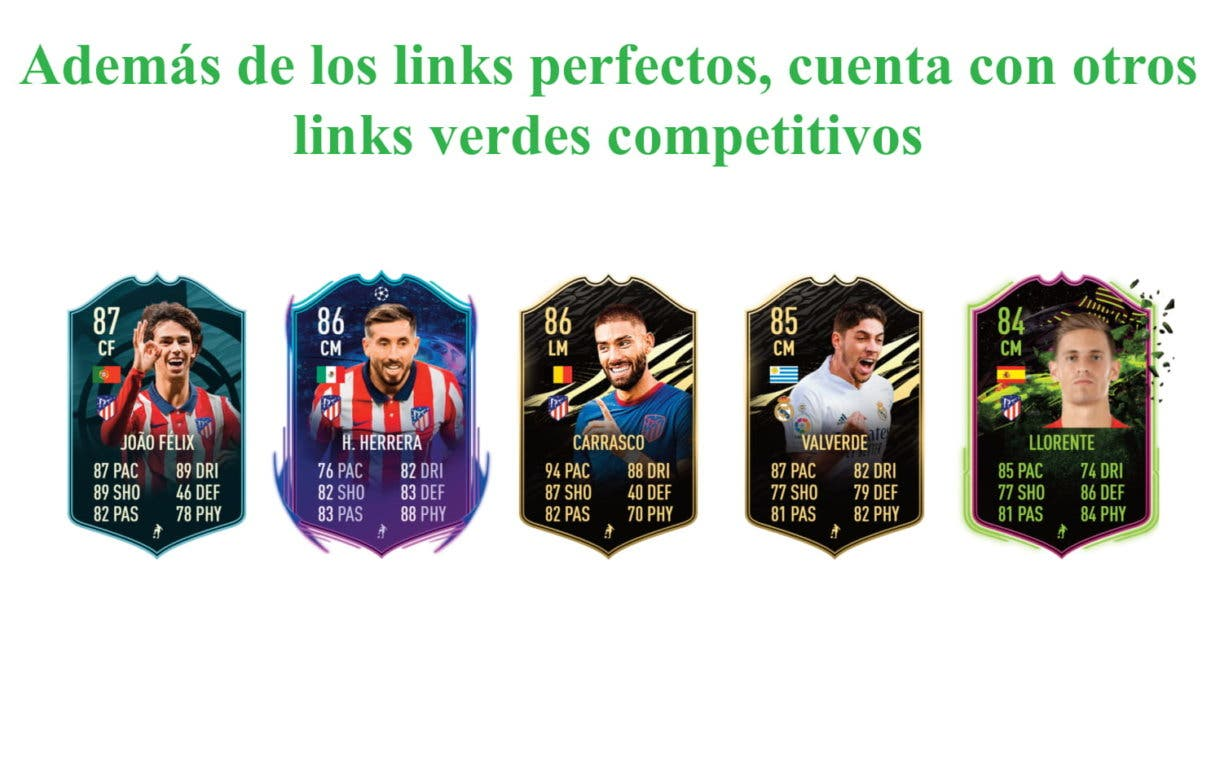 FIFA 21 Ultimate Team Luis Suárez Moments links verdes