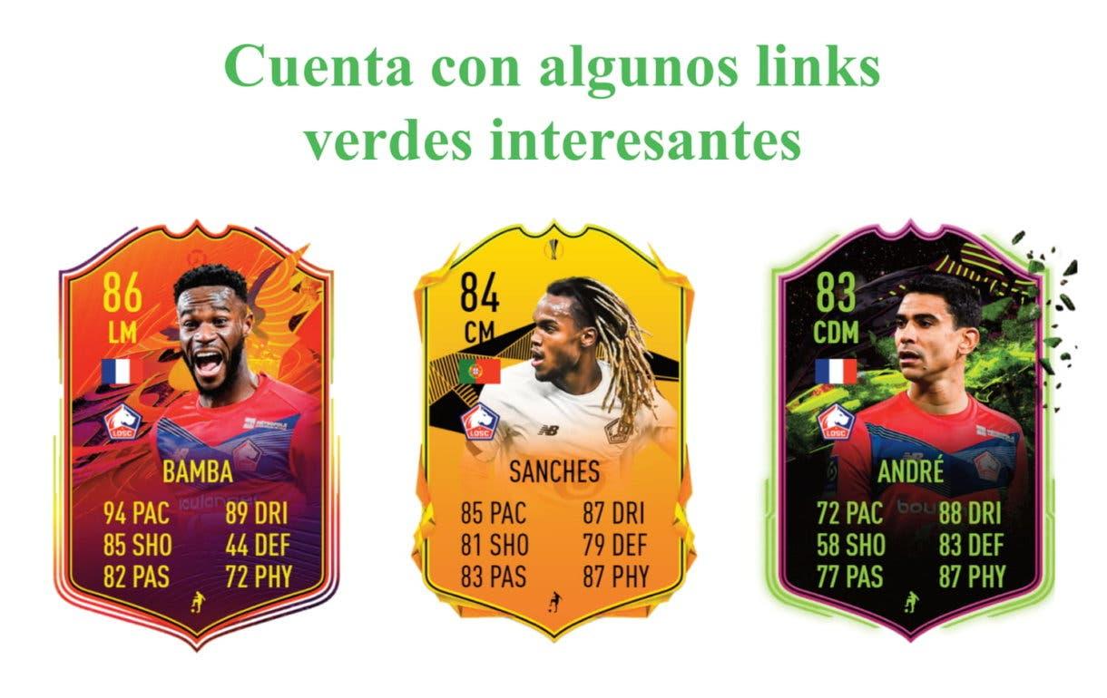 FIFA 21 Ultimate Team Yazici POTM links verdes