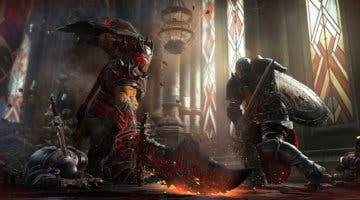 Imagen de CI Games comparte nuevos detalles y el logo oficial de Lords of the Fallen 2