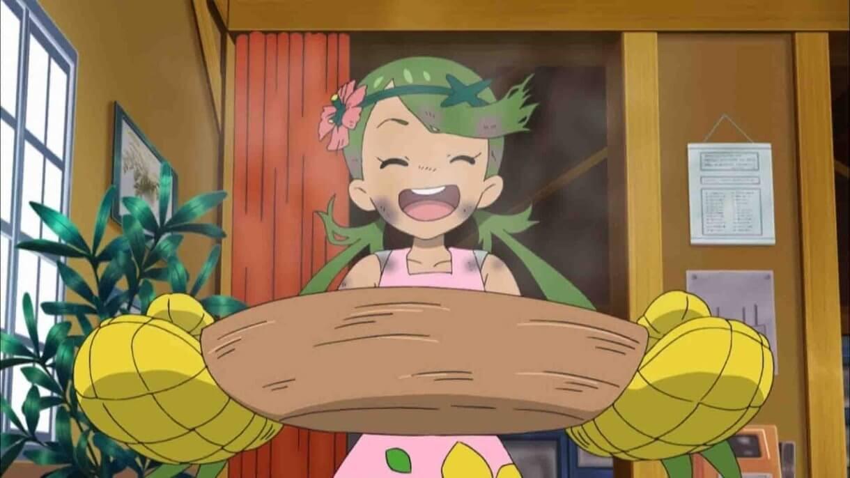 Lulu anime de Pokemon