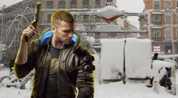 Imagen de Madrid 2077: así es la parodia del tráiler de Cyberpunk en Madrid durante la borrasca Filomena