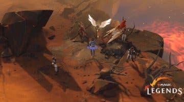 Imagen de Magic: Legends pone fecha al estreno de su beta abierta en PC