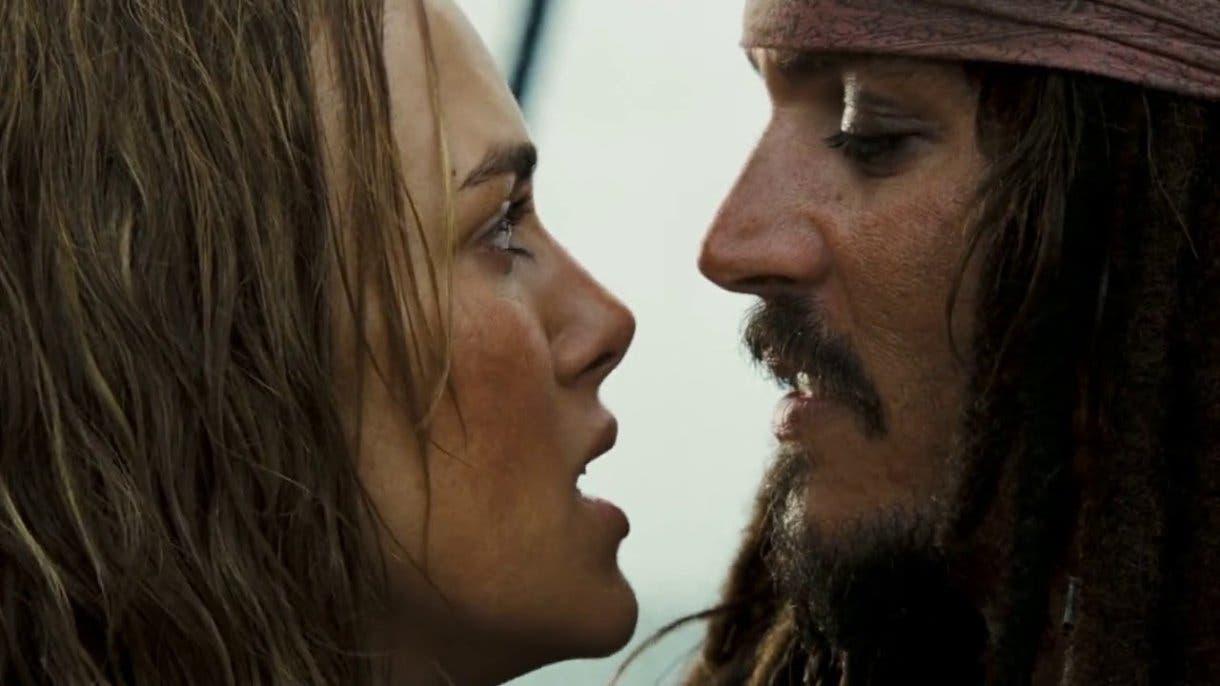 Piratas del Caribe, una de las películas más conocidas de Keira Knightley