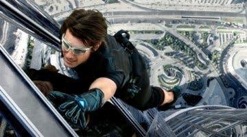 Imagen de Tom Cruise se pronuncia sobre cómo ha sido el rodaje de Misión Imposible 7 en plena pandemia
