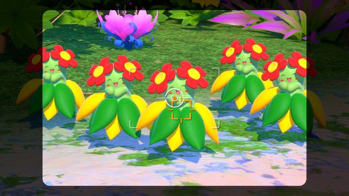 New Pokemon Snap Lensis
