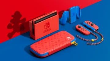 Imagen de Nintendo presenta una espectacular edición especial de Mario de Nintendo Switch