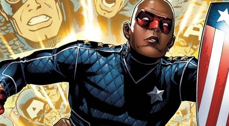 Imagen de Falcon y Soldado de Invierno: Patriot, de los Jóvenes Vengadores, podría aparecer en la serie