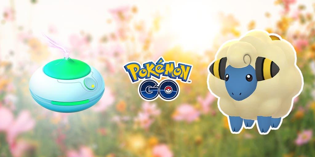 Pokemon GO Dia del Incienso Mareep