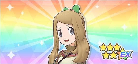 Pokemon Masters Serena 6 EX