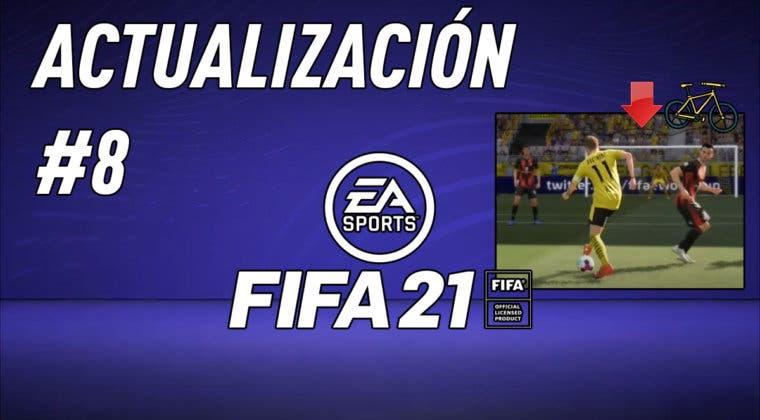 Imagen de FIFA 21: estas son las novedades de la actualización #8