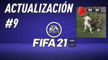 Imagen de FIFA 21: estas son las novedades de la actualización #9