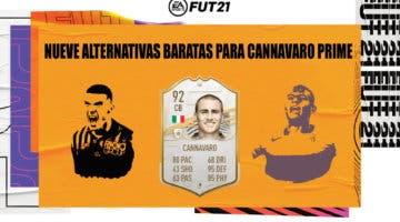 Imagen de FIFA 21: nueve alternativas baratas para Fabio Cannavaro Icono Prime