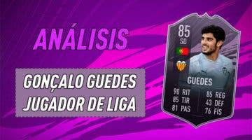 Imagen de FIFA 21: análisis de Gonzalo Guedes Jugador de Liga, la nueva carta gratuita de Ultimate Team