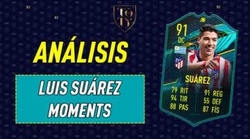 Imagen de FIFA 21: review de Luis Suárez Moments, la nueva carta free to play (análisis)