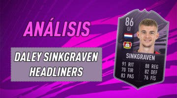 Imagen de FIFA 21: análisis de Sinkgraven Jugador de Liga, la nueva carta free to play