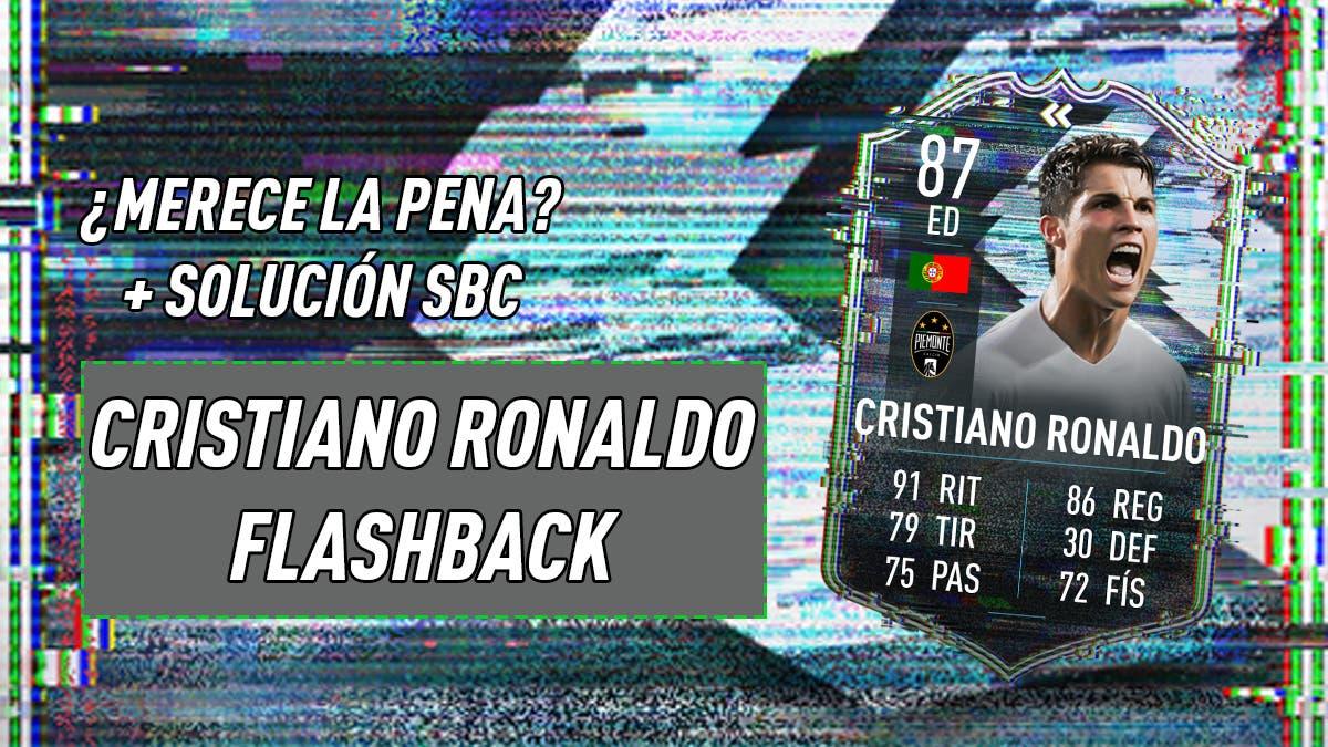 FIFA 21 Ultimate Team SBC Cristiano Ronaldo Flashback