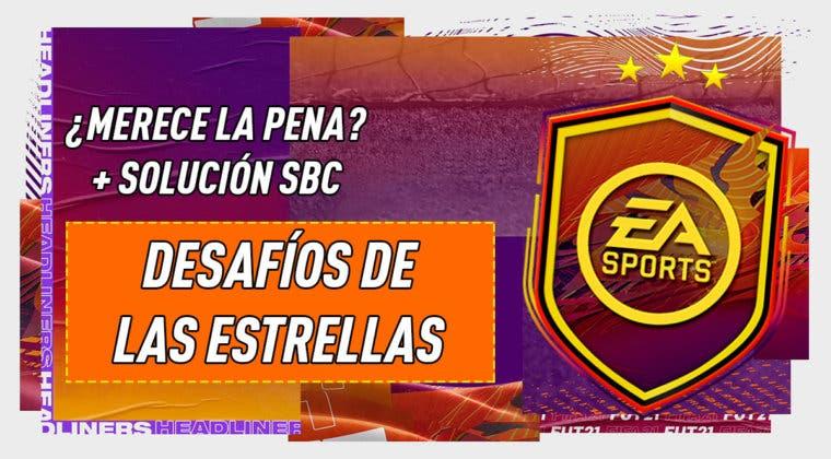 """Imagen de FIFA 21: ¿Merece la pena el SBC """"Desafío de las estrellas"""" 12-01-2021?"""