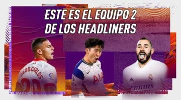 Imagen de FIFA 21: el segundo equipo de Headliners llega a Ultimate Team