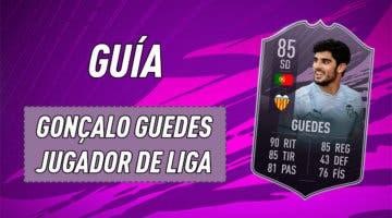 Imagen de FIFA 21: guía para conseguir a Gonçalo Guedes Jugador de Liga