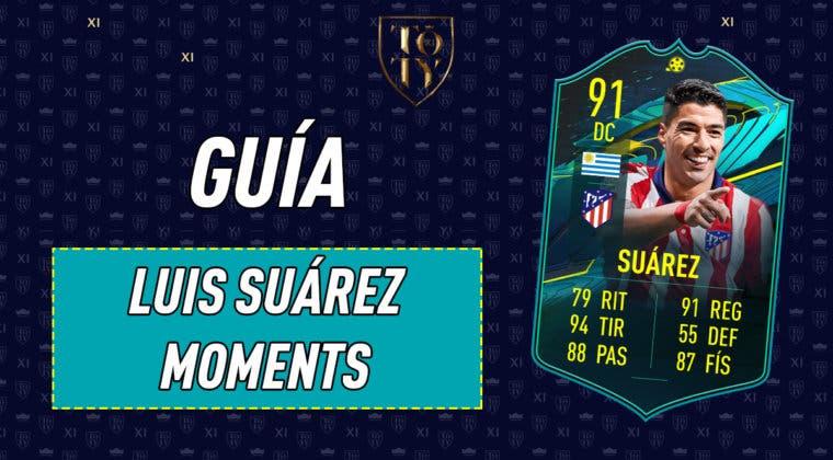 Imagen de FIFA 21: guía para conseguir a Luis Suárez Moments