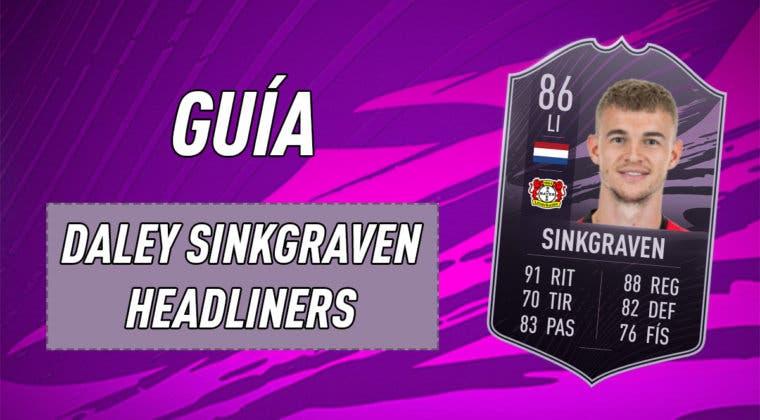 Imagen de FIFA 21: guía para conseguir a Daley Sinkgraven Jugador de Liga