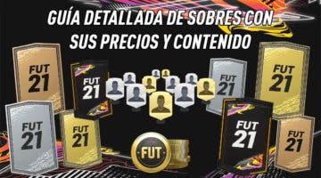 Imagen de FIFA 21: guía detallada de sobres con sus precios y contenido