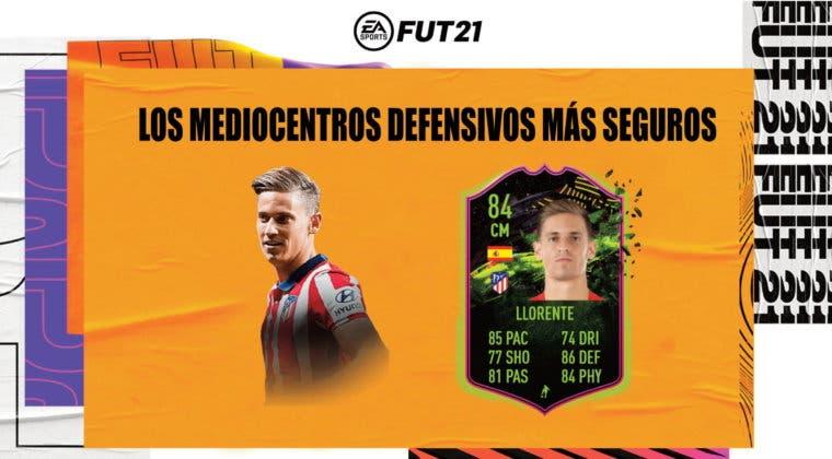 Imagen de FIFA 21: los mediocentros defensivos más seguros de las principales ligas (a precios razonables)