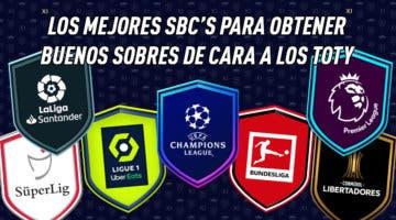 Imagen de FIFA 21: los mejores SBC's para obtener buenos sobres baratos e intentar conseguir un TOTY